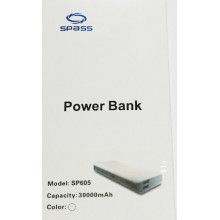 SPASS SP605 30000 mAh Power Bank Best Offer Price in Sharjah