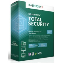 Kaspersky  Total Security Ultimate Protection  2017 Three User Offers