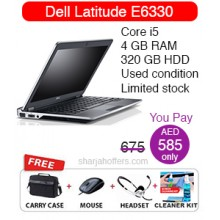 Dell Laptop Latitude E6330 Best Price Offers in Sharjah