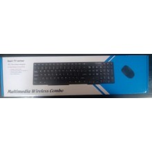 Multimedia Wireless Keyboard & Mouse Best Offer Price in Sharjah