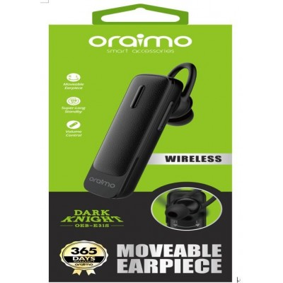 efa377f05cf Oraimo OEB-E31S Wireless Bluetooth Headphones/ Earphones