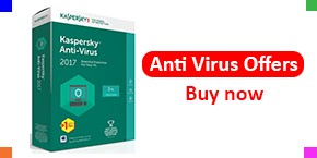 Anti Virus Offers